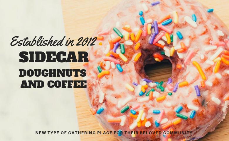 Sidecar doughnuts Santa Monica