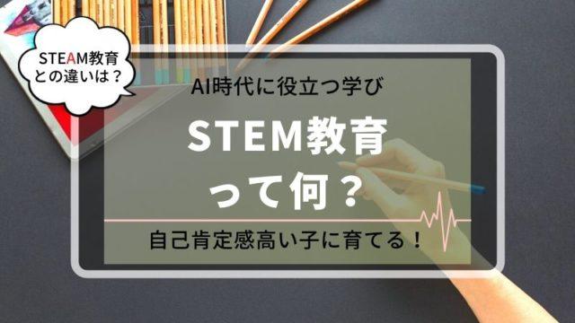 AI時代のSTEM教育